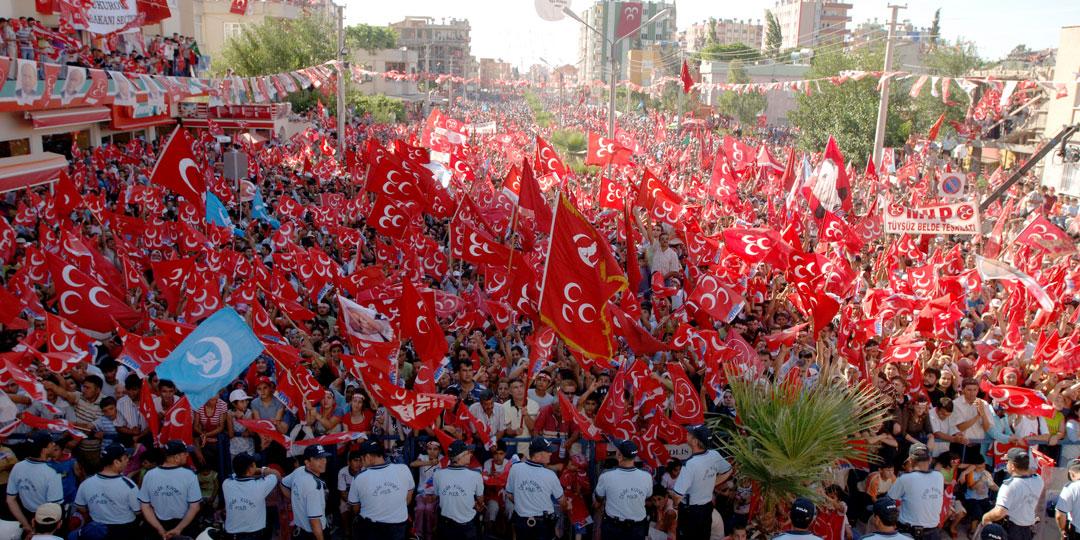 Анкара даже не пытается маскировать ярый национализм патриотизмом