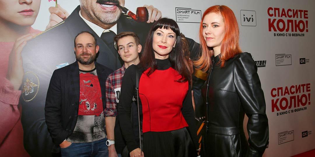 Нонна Гришаева рассекретила своих детей