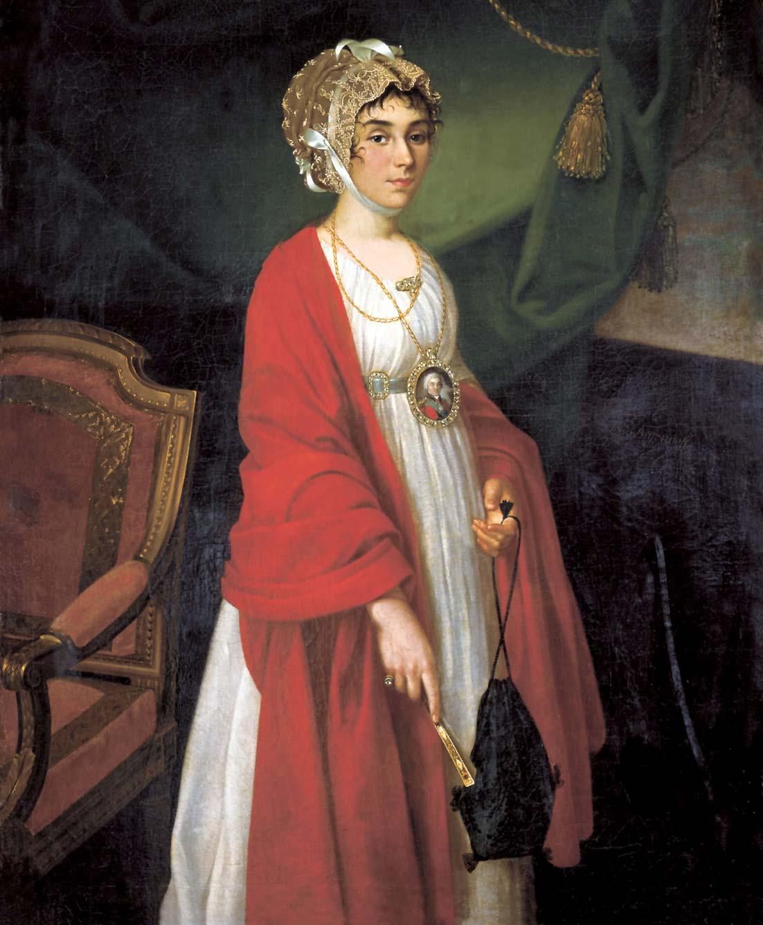 Прасковья Жемчугова (1768 - 1803)