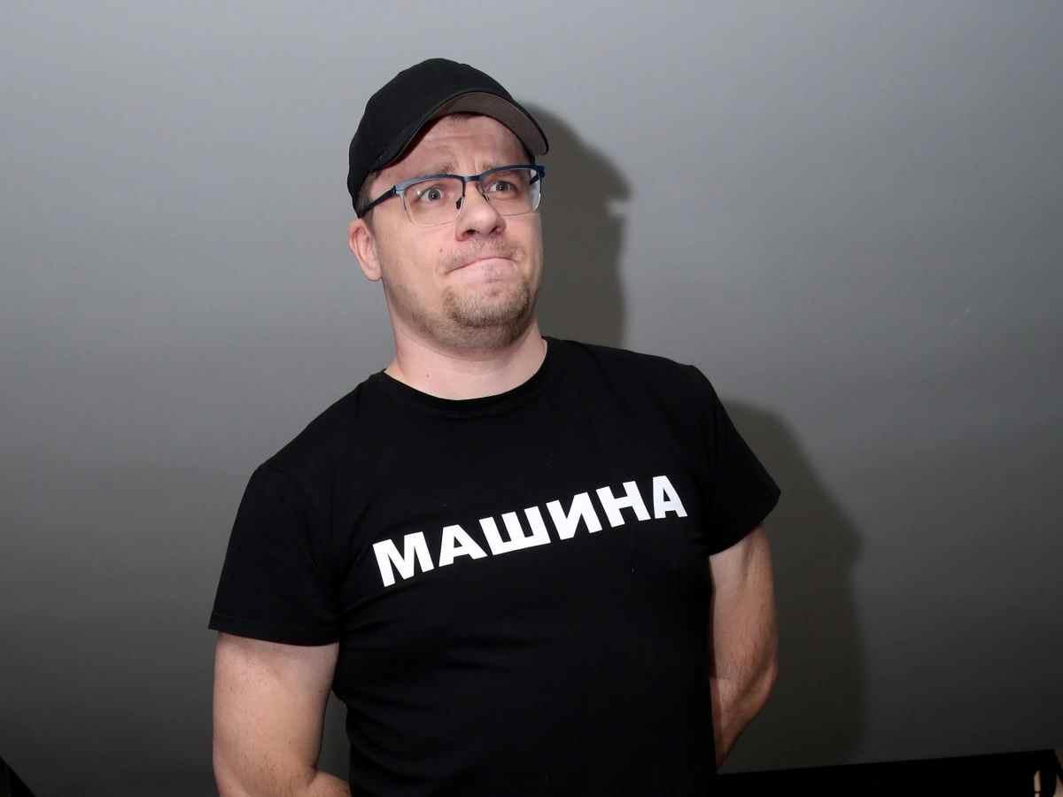 Гарик Харламов признался в нетрадиционной любви