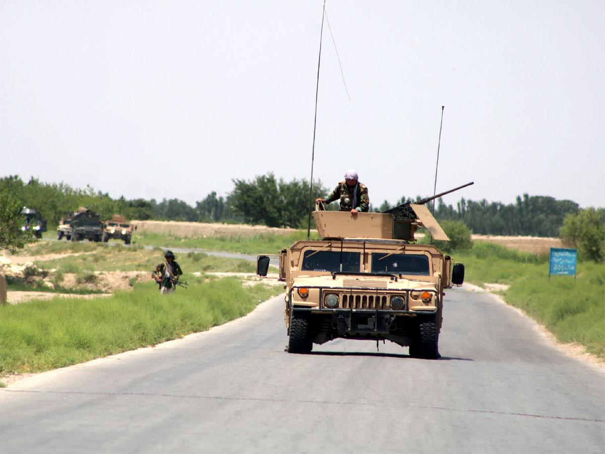 Янки оставили Афганистан талибам