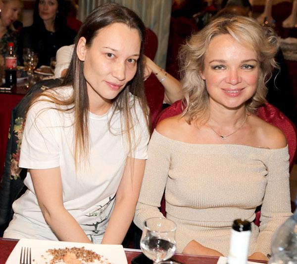 Виталина Цымбалюк-Романовская и вдова Грачевского